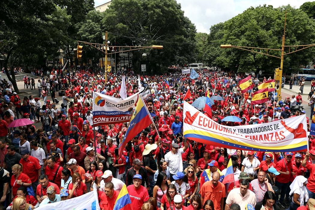 Ecuador dispuesto a colaborar con grupo Celac sobre situación en Venezuela