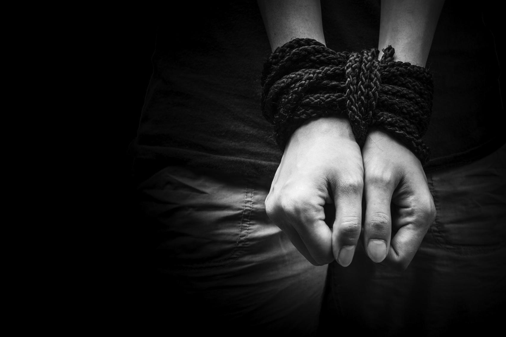 Resultado de imagen de Trata y Tráfico de personas