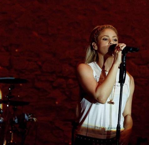 Shakira dijo lo suyo tras la boda de Leo y Anto