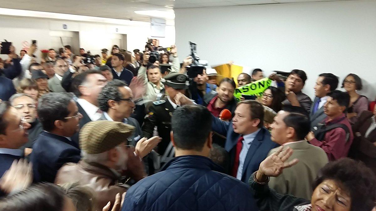 Rafael Correa viajará a Bélgica el 10 de julio