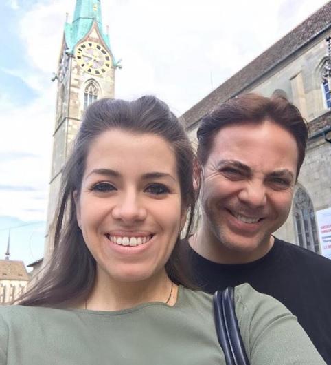 Cristian Castro reaparece así tras anunciar su tercer divorcio — Instagram