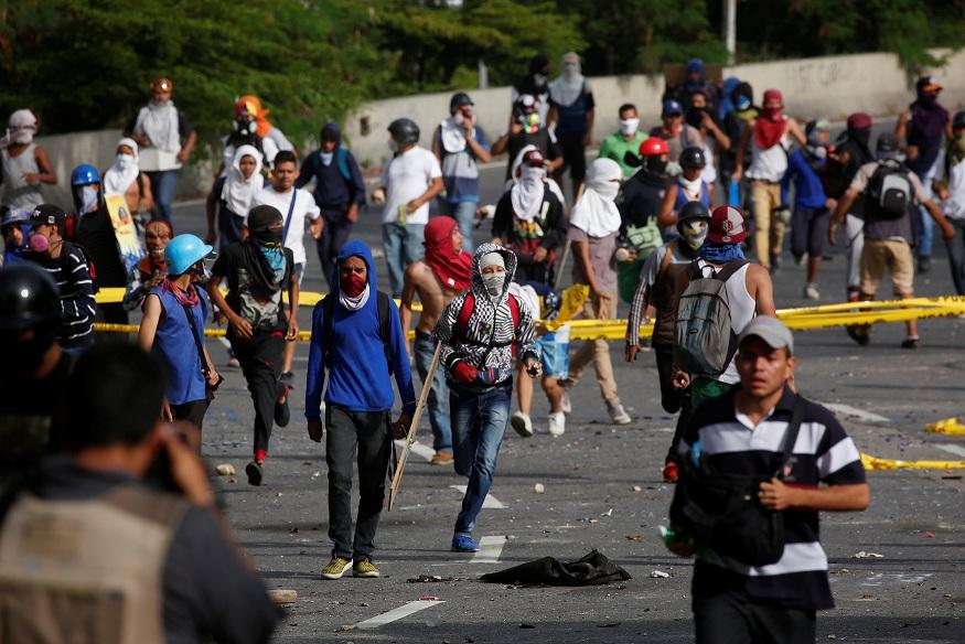 Murió profesora tras recibir un disparo durante protesta en El Tocuyo