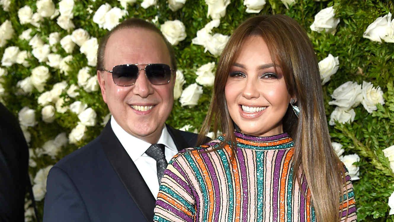 Thalía recibió críticas en redes por una controversial ...