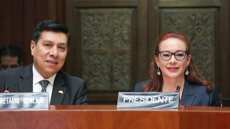 Ecuador suspende construcción de muro en frontera con Perú