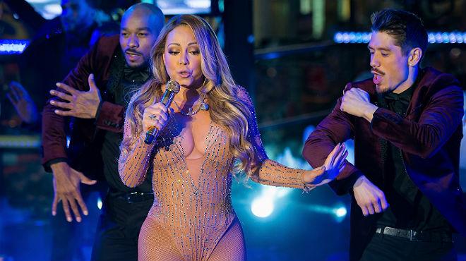 Mariah Carey es blanco de críticas por baile