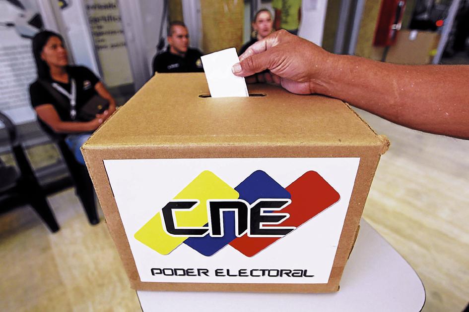 Tibisay Lucena: Participación fue de 41.53%, más de 8 millones de electores