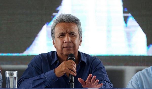 Rafael Correa vuelve a arremeter contra presidente de Ecuador por endeudamiento