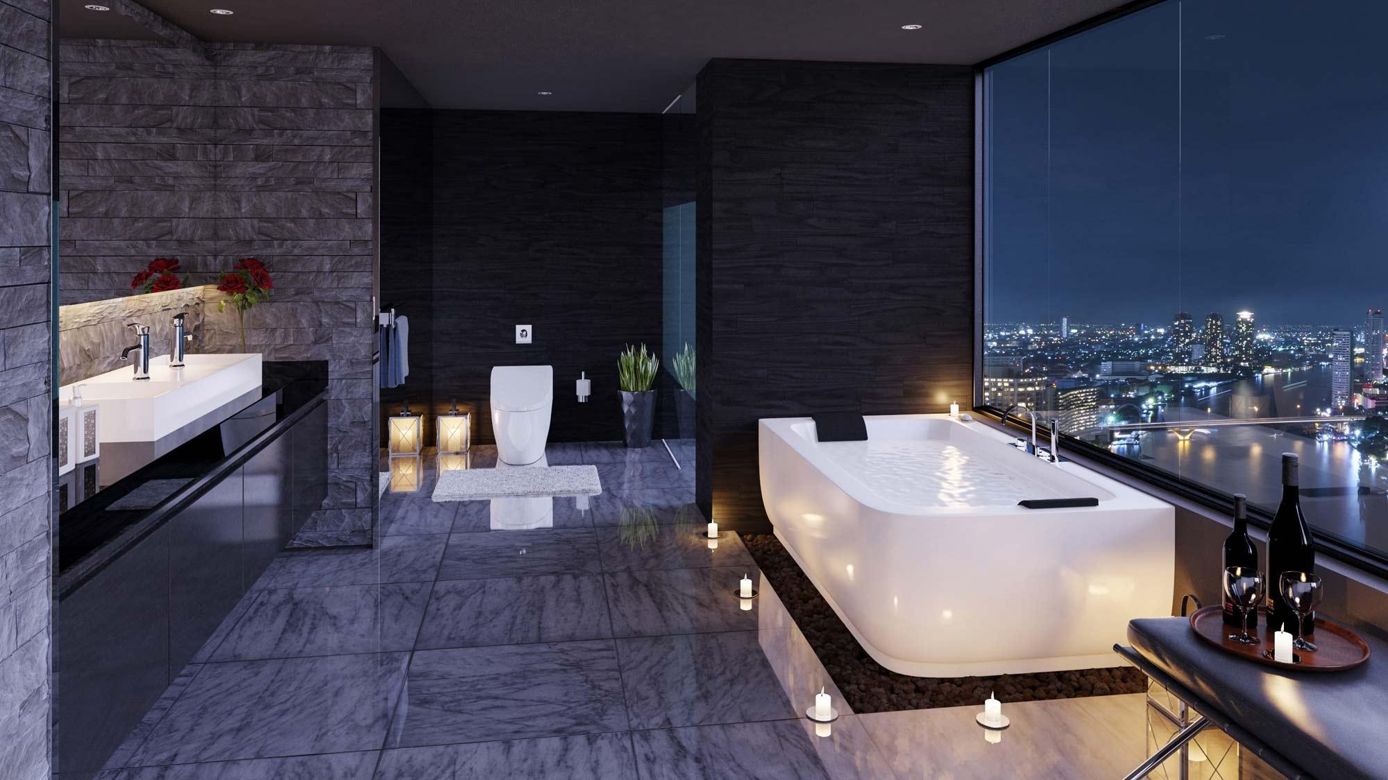 Cómo crear baños acogedores | Vistazo