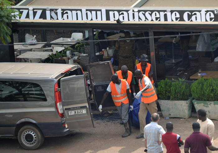 Al menos 17 muertos tras ataque en capital de Burkina Faso