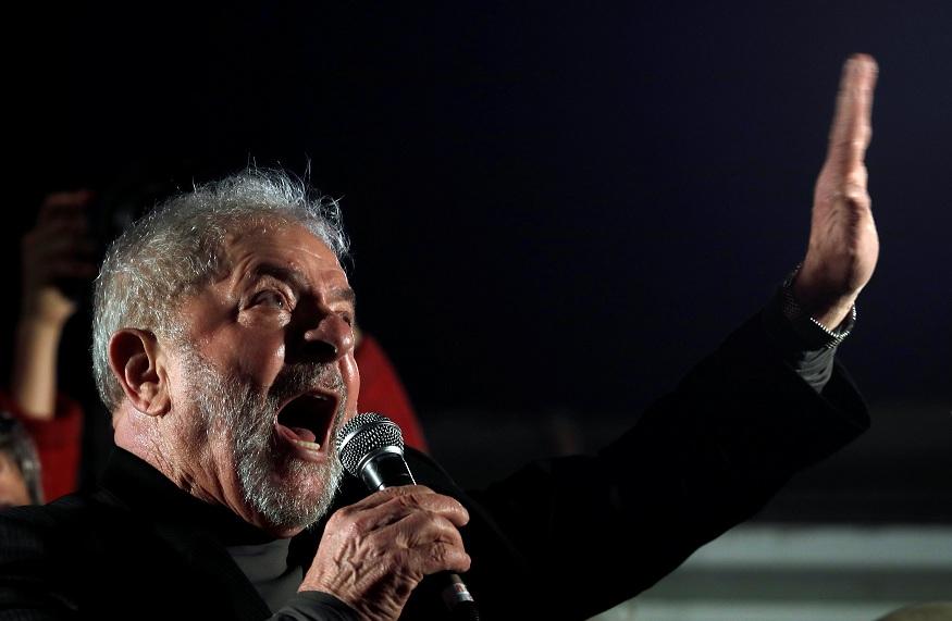 Lula inicia precampaña electoral en regiones brasileñas