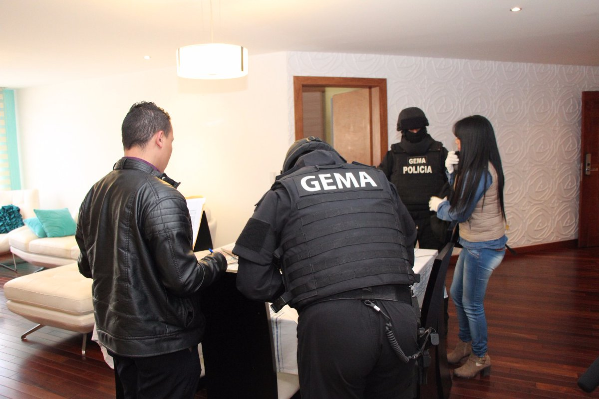Detenidas tres personas más en Ecuador para investigación en caso Odebrecht