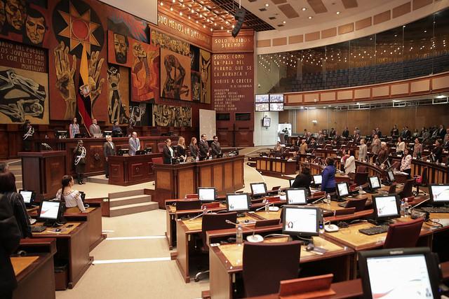 Justicia ecuatoriana inicia audiencia de vinculación de vicepresidente en caso Odebrecht