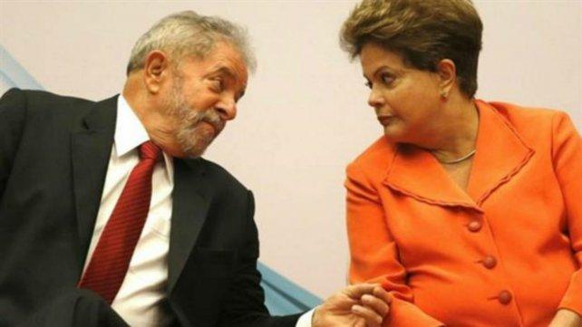 Fiscal brasileño acusa a Lula y Roussef por asociación ilícita