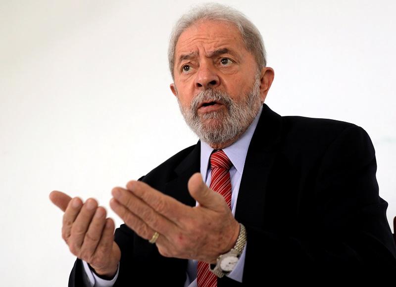 Denuncia contra Lula da Silva por corrupción pasiva