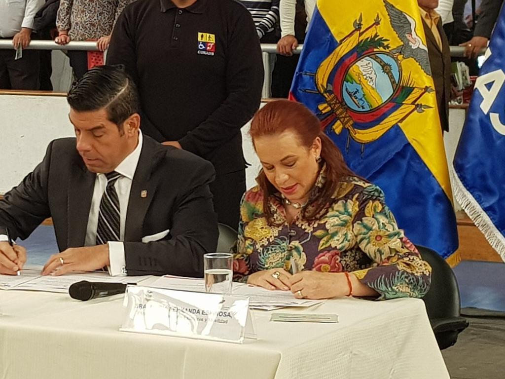 Gobierno organiza Feria de empleo para comunidad ecuatoriana de migrantes retornados