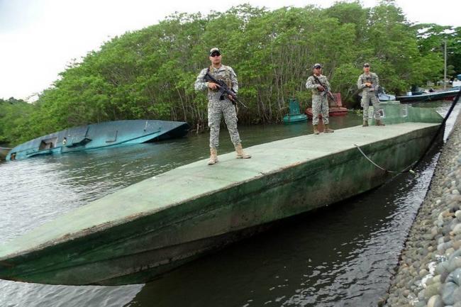 Capturan en Colombia a tres ecuatorianos con 1,2 toneladas de cocaína