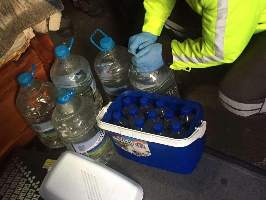 Ecuador: 17 muertos por ingerir alcohol metílico