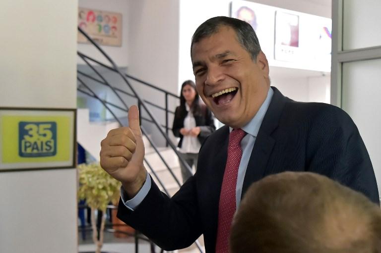 Presidente Lenín Moreno envía decretos para consulta popular al Consejo Nacional Electoral