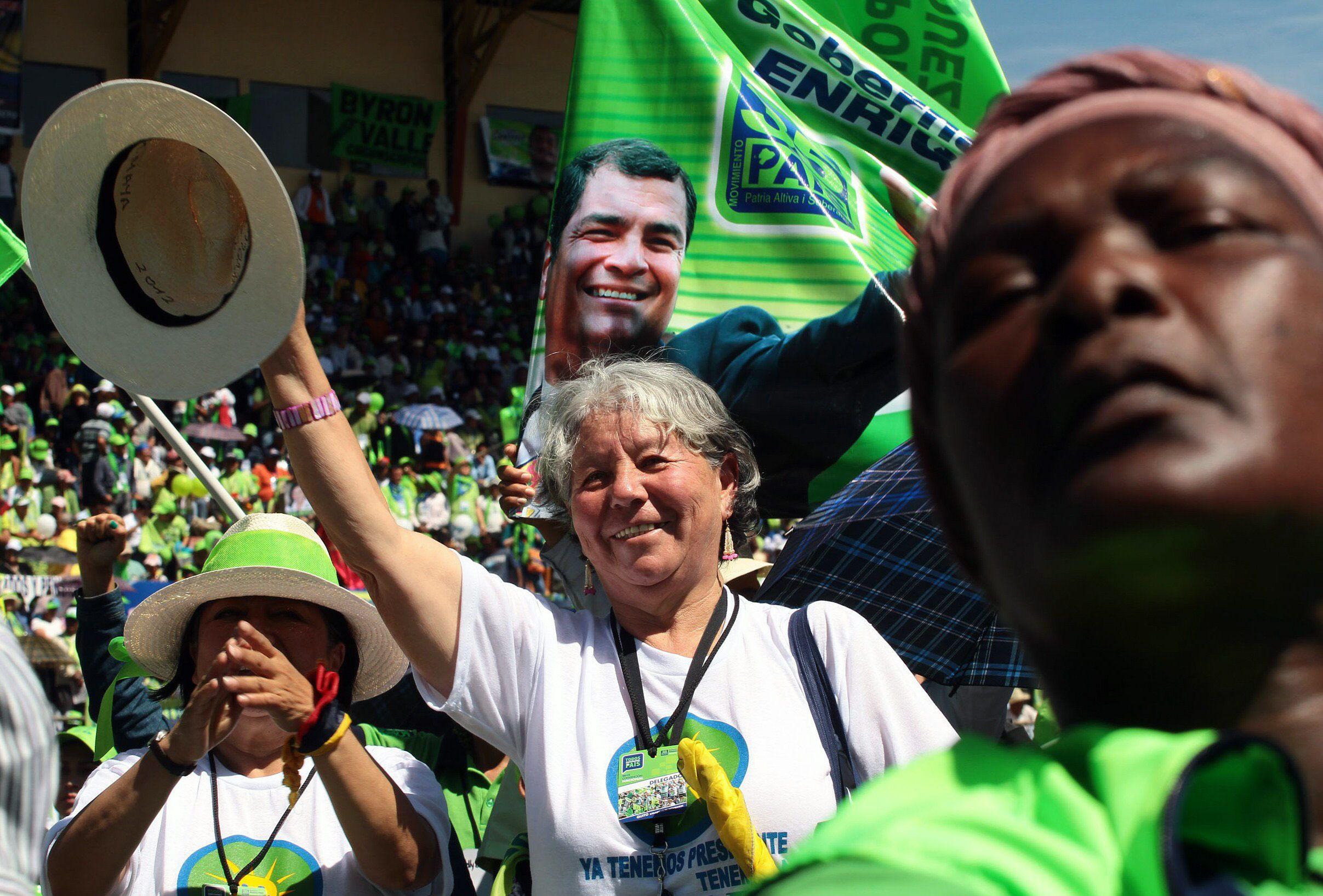 Realiza Convención Nacional grupo de gobierno en Ecuador Alianza PAIS (+Fotos)