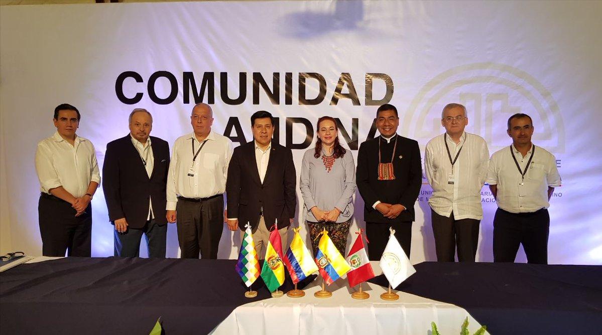 Comunidad Andina analiza reducir costos de servicio roaming de telefonía