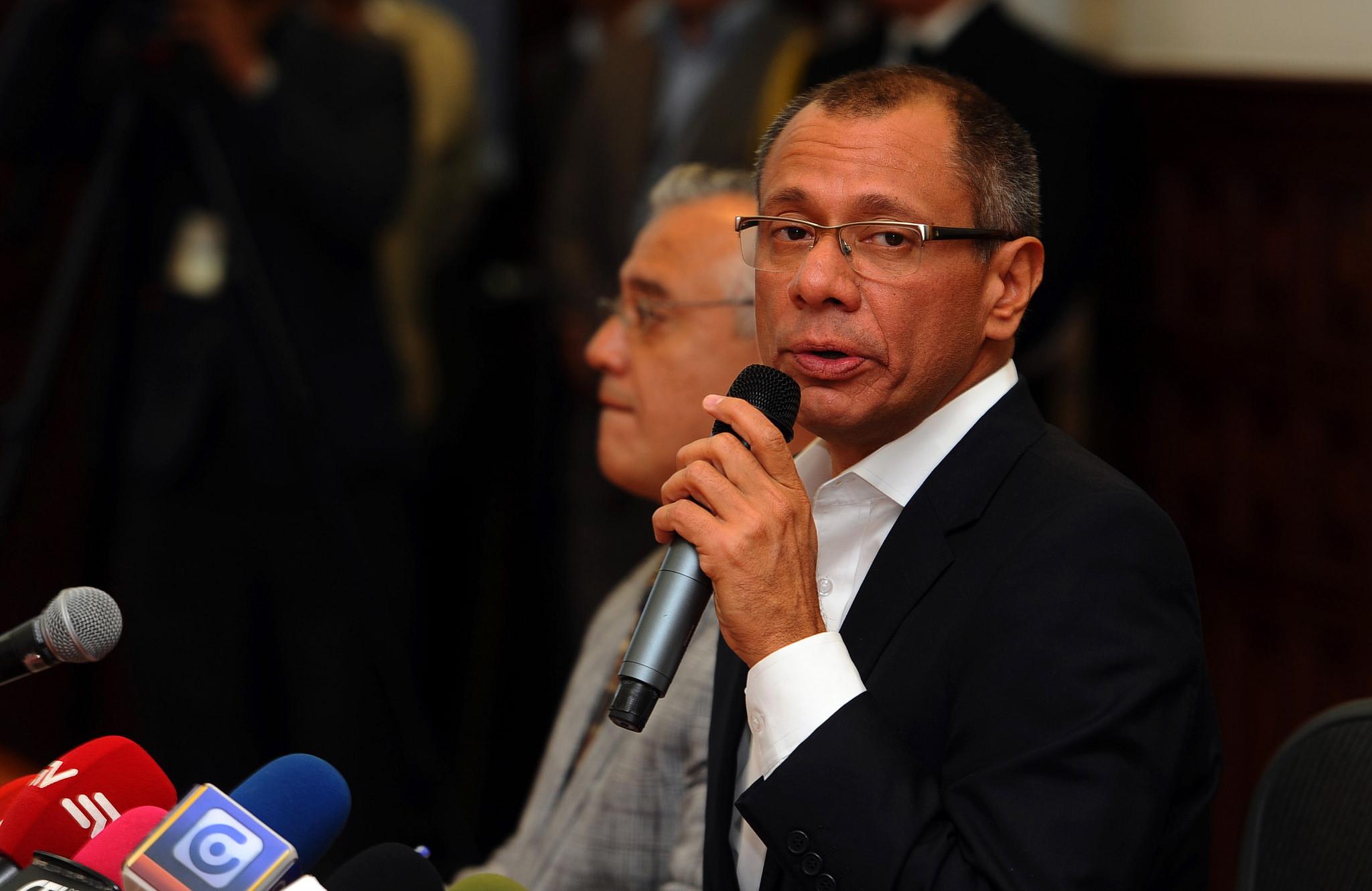 Fiscalía pide pena máxima contra Jorge Glas — Odebrecht