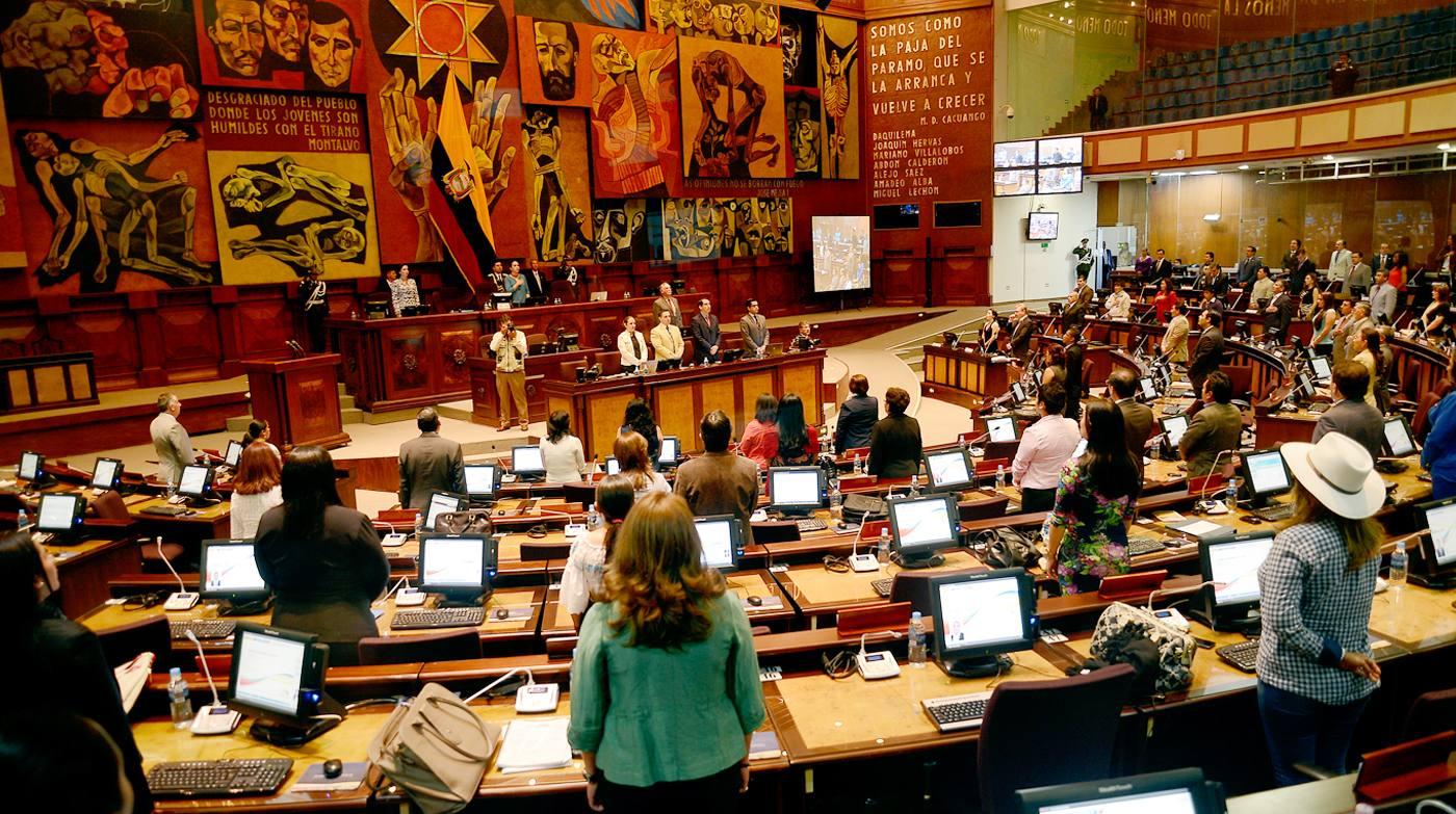 Seis años de prisión por corrupción al vicepresidente ecuatoriano