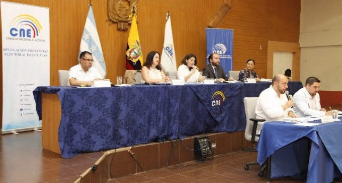 616 ciudadanos fueron seleccionados como miembros de las Juntas Receptoras del Voto
