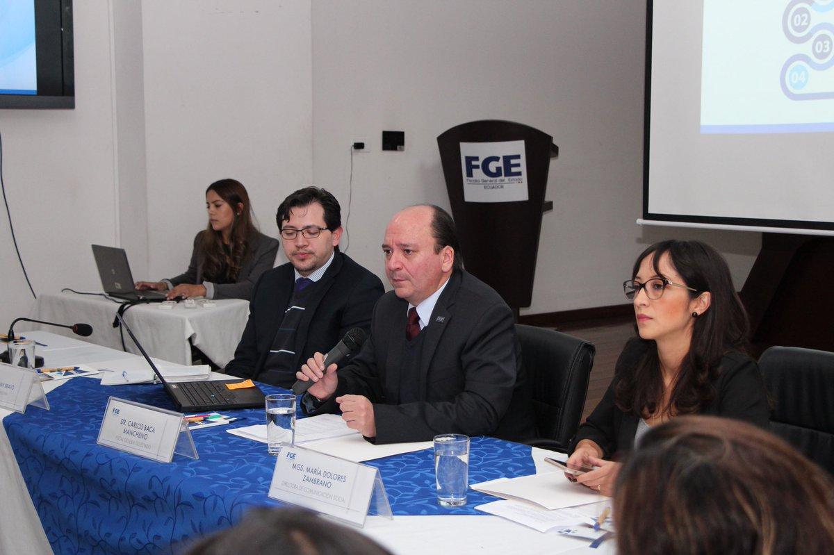 Carlos Baca aseguró que no descarta llamar a declarar a Rafael Correa