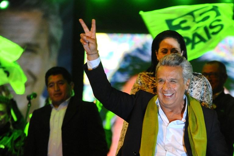 Correa se desafiliará de movimiento oficialista Alianza PAIS en Ecuador