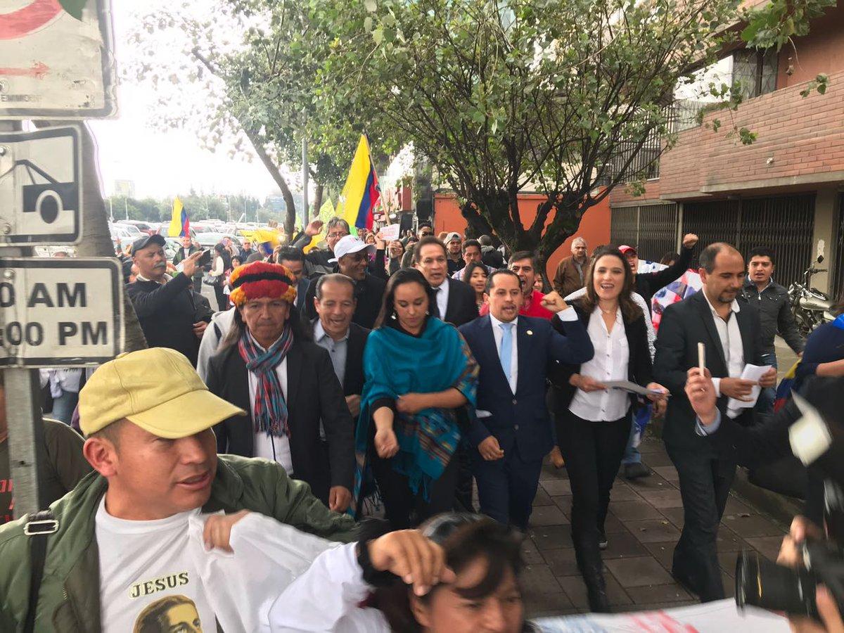 Rafael Correa abandona partido con el que gobernó 10 años — ECUADOR