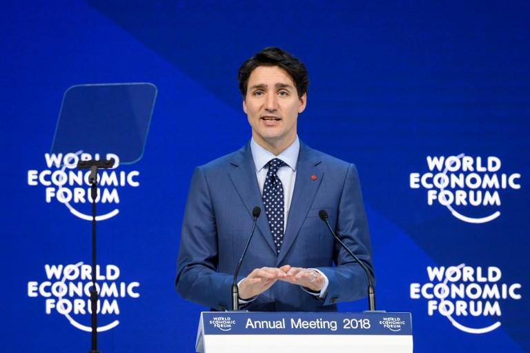 Celebran EPN y Trudeau firma de CPTPP