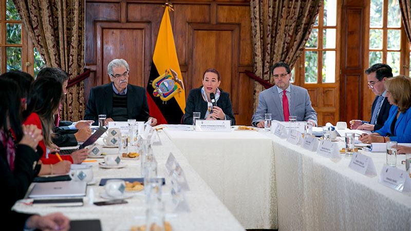 Aprueba la renovación de preferencias arancelarias para Ecuador por tres años