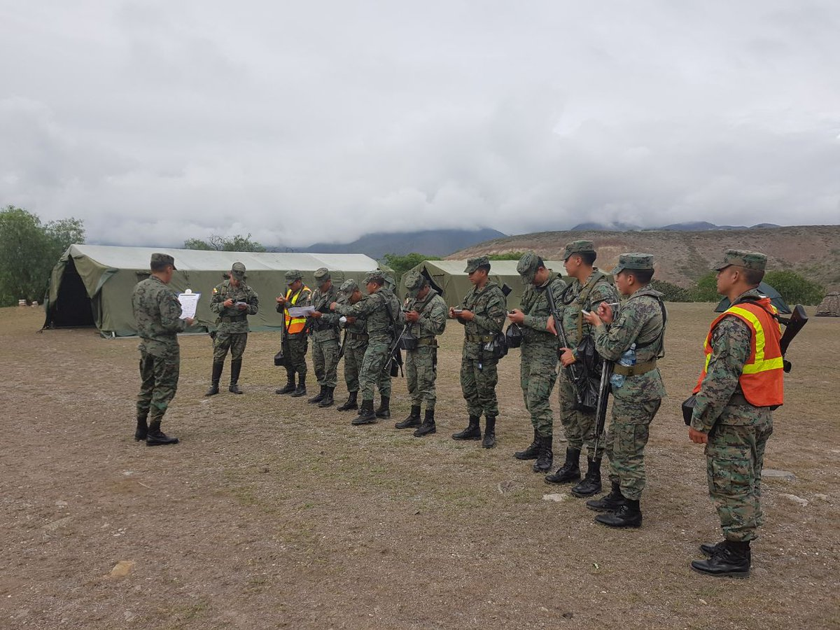 Fortalecer seguridad en la frontera, un desafío común para Ecuador y Colombia