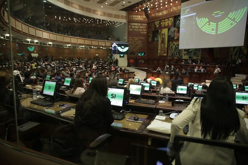 Designados nuevos miembros de Consejo de Participación en Ecuador
