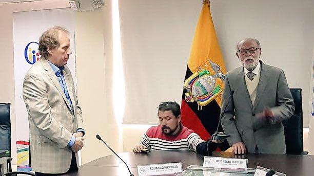 Julio César Trujillo presidirá el Consejo de Participación Ciudadano transitorio
