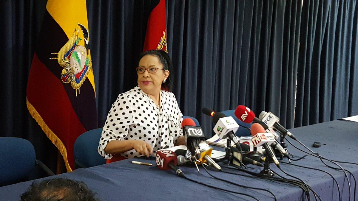 Consejo de la Judicatura suspendió temporalmente del cargo a Thania Moreno