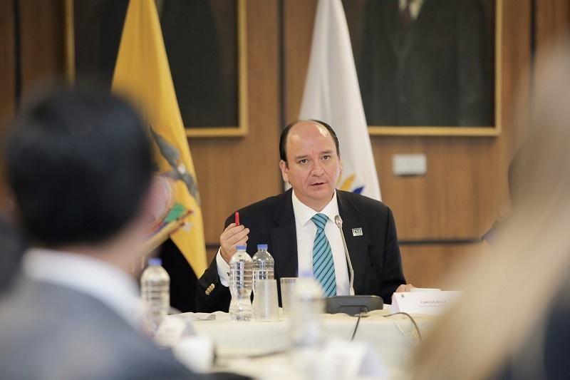 Admitido a trámite juicio político contra fiscal general de Ecuador