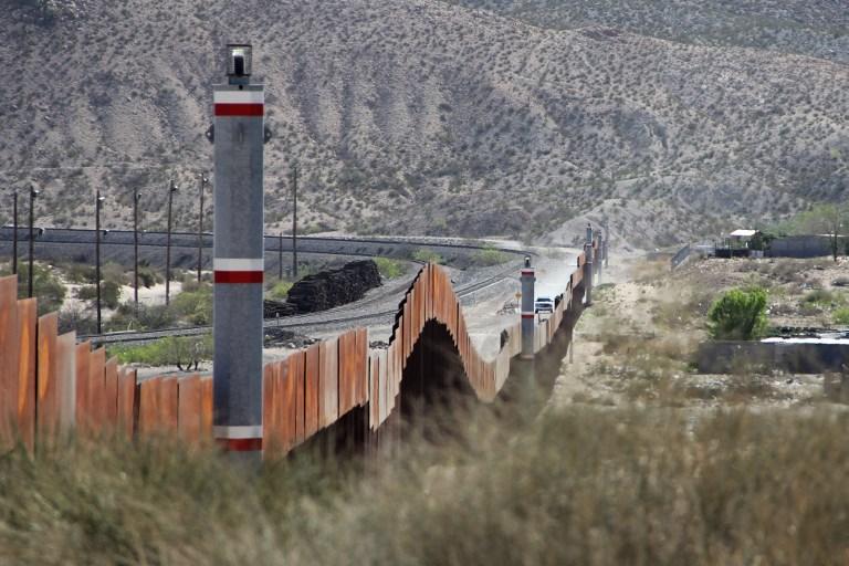 Sella Estados Unidos la frontera sur
