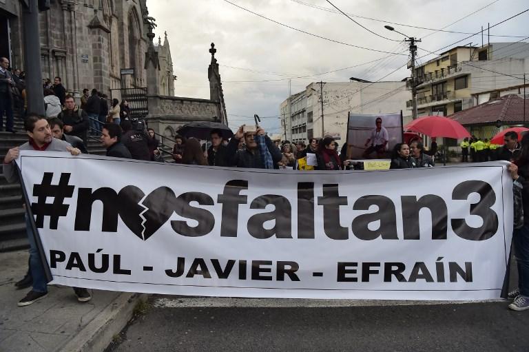 Santos envía delegación a Quito antes de que venza ultimátum