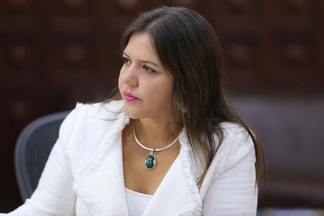 Vicepresidenta afirma que en Gobierno de Correa