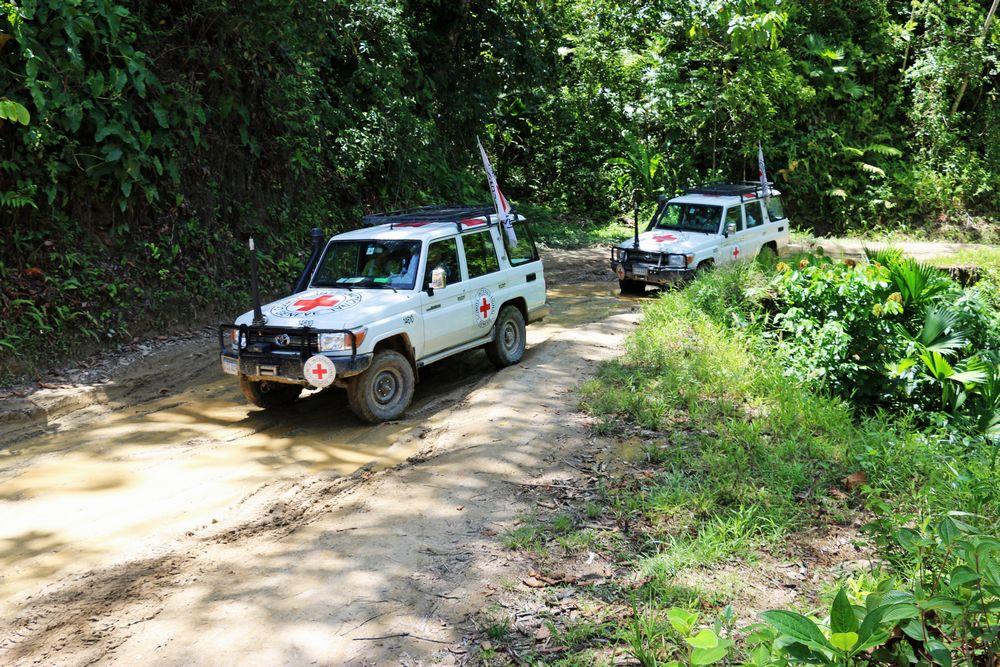 Por su parte el CICR, por intermedio de su delegación en Colombia, encabezará la comisión humanitaria. Foto referencial: icrcnewsroom.org