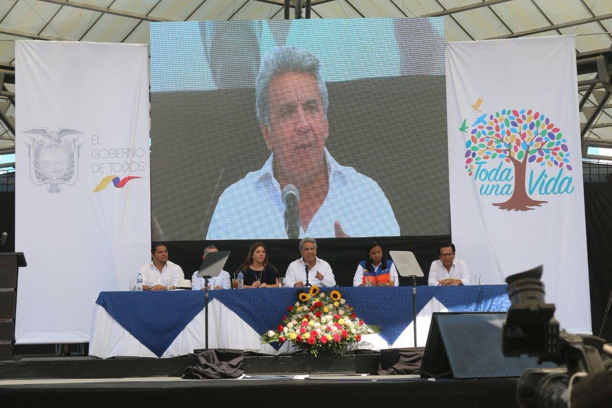 Lenin Moreno confirmó que los periodistas ecuatorianos fueron asesinados
