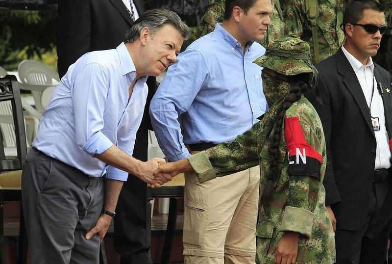 Colombia y el ELN retomarán los diálogos de paz en La Habana