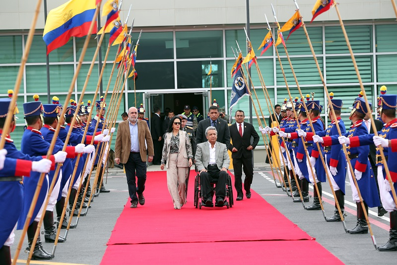 Moreno tendrá varias reuniones bilaterales en su visita a Costa Rica