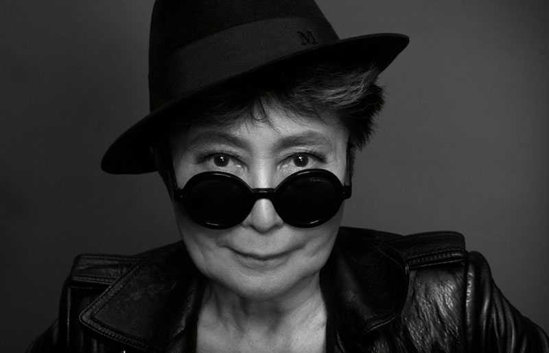 Ecuador inaugura gran retrospectiva de Yoko Ono | Vistazo