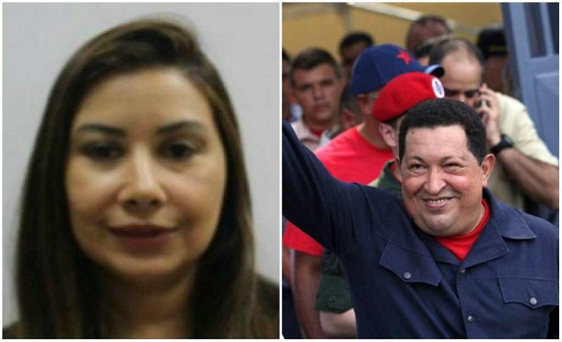 La enfermera personal de Hugo Chávez, ante la Audiencia Nacional