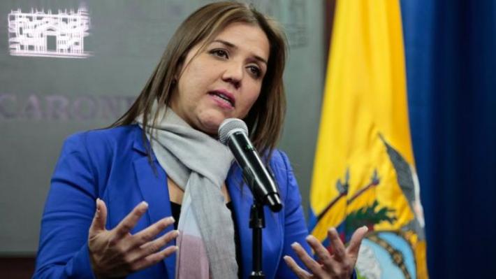 Moreno definió la terna para que Asamblea escoja Vicepresidente