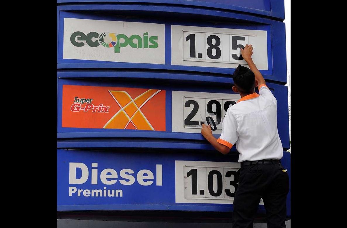 El galón de súper también aumenta en gasolineras de Quito