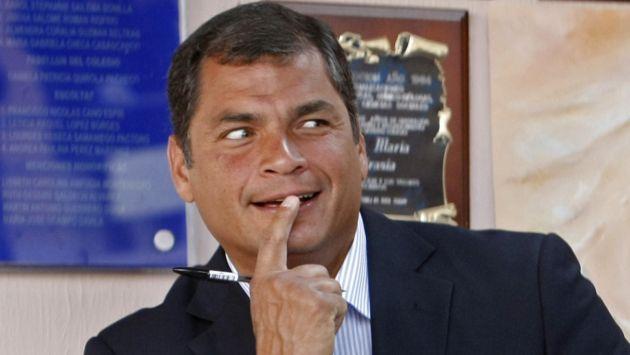 Lenín Moreno acusó a Maduro de financiar a la oposición ecuatoriana