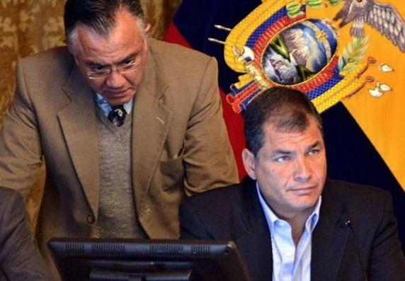 Retienen en Ecuador a dos ex funcionarios del gobierno de Correa_Spanish